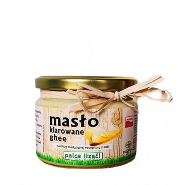 Masło klarowane ghee waniliowe, Palce Lizać 320ml