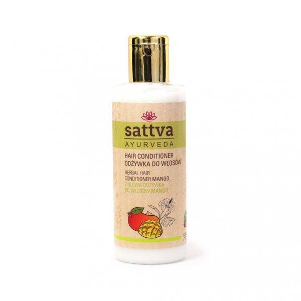 Odżywka do włosów mango, Sattva 210ml