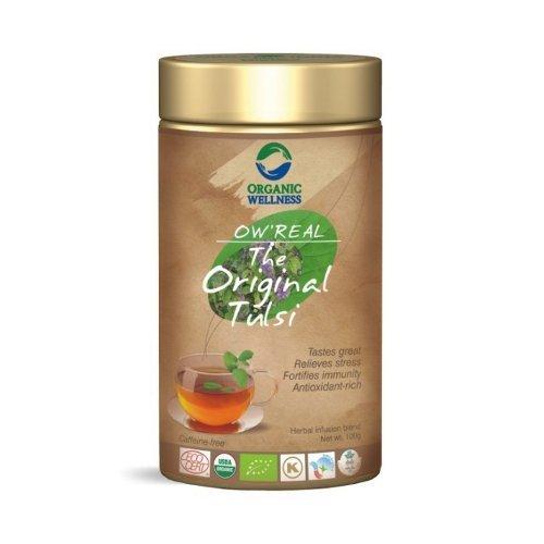 Herbata organiczna Original Tulsi w puszce 100g