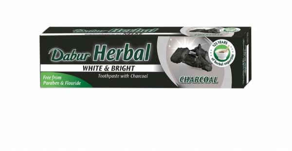 Pasta do zębów wybielająca z węglem aktywnym  Dabur 100ml