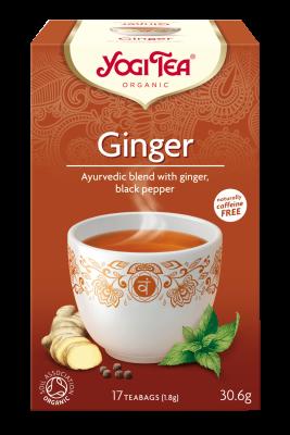 Yogi Tea Imbirowa (Ginger)