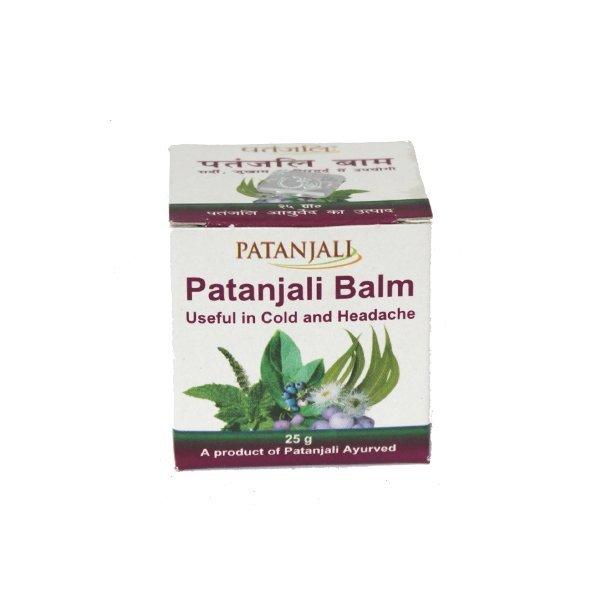 Balsam na ból głowy i przeziębienie Patanjali
