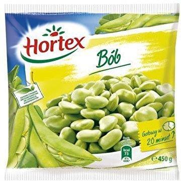 [HORTEX] Bób zielony 400g/16