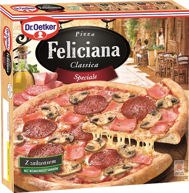 [Dr.Oetker] Pizza Feliciana Speciale 5szt.