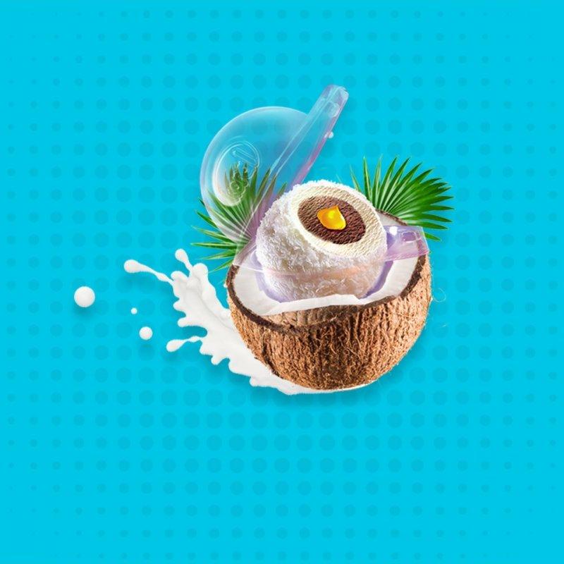 [Koral] tartufo kokosowe pakowane po 18 szt