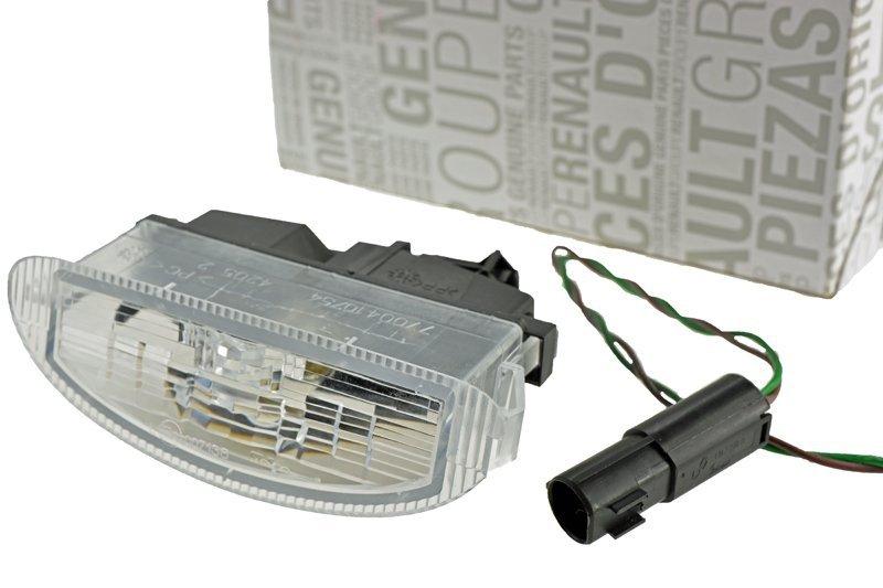 Lampka Wtyczka Oświetlenia Tablicy Clio Ii Twingo Oświetlenie Tylne Oświetlenie Lusterka Części Samochodowe