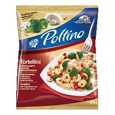 1044 Poltino Tortellini  600g 1x10