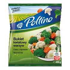 1020 Poltino Bukiet Jarzyn Kwiatowy 450g 1x12