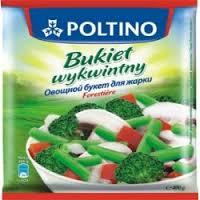 1022 Poltino Bukiet Jarzyn Wykwintny 400g 1x12