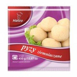 7021 Mateo Pyzy Ziemniaczane 450g (1x12)