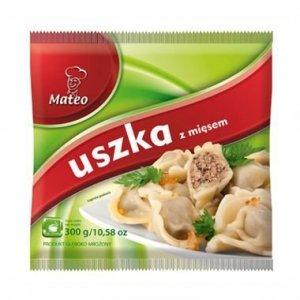 7019 Mateo Uszka z Mięsem 300g (1x12)