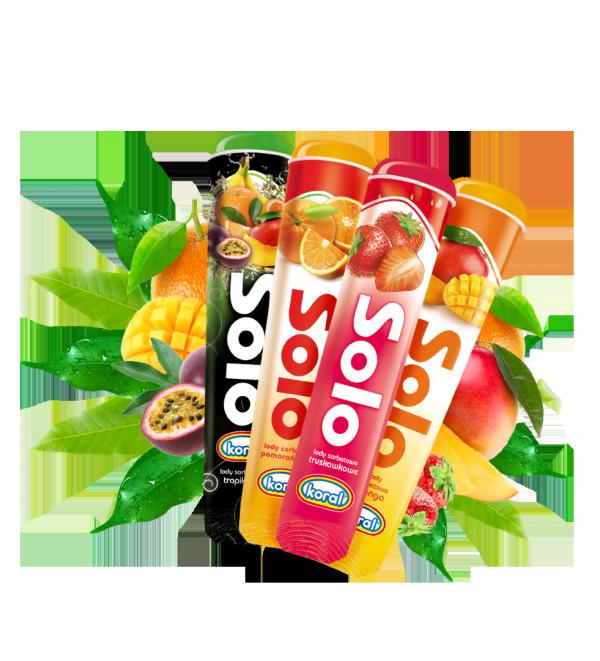 9107 Lody Koral  Solo mix 1x27