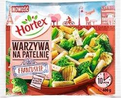 Warzywa Na Patelnię Francuskie 400g 1x14