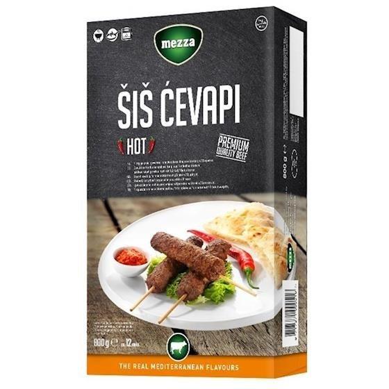 30014 CHO Shish Cevap (beef kebab) 800g 1x6