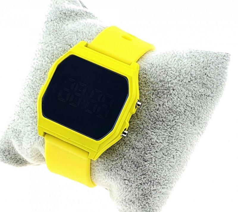 0349 Zegarek sylikonowy elektroniczny gumowy Kurren