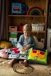 książeczka sensoryczna dla przedszkolaka 3+