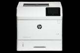HP LaserJet Enterprise M605x 63 tys. stron przebiegu