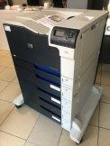 HP Color LaserJet CP5525 dtn wolnostojąca  FV23%