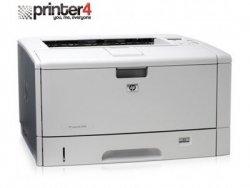 HP LaserJET 5200dn A3 przebieg 39 tysięcy