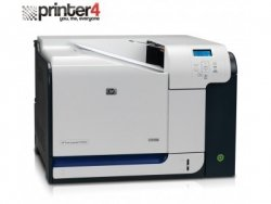 LASER COLOR HP CP3525n 512MB LAN GW6