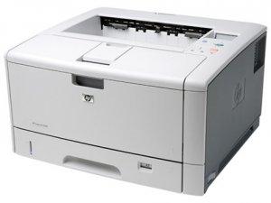 HP LaserJET 5200dn sieć duplex FV23%