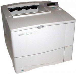 DRUKARKA HP 4050n LAN TONER GW