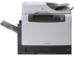 HP LJ 4345 MFP ODNOWIONA DUPLEX LAN FINISHER FV
