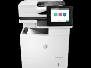 HP LaserJet Managed MFP M631dn powystawowe