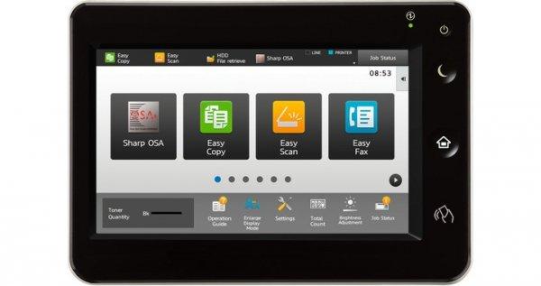 Kserokopiarka A3 SHARP MX-M6570 mono OCR WIFI NFC  FV nowy