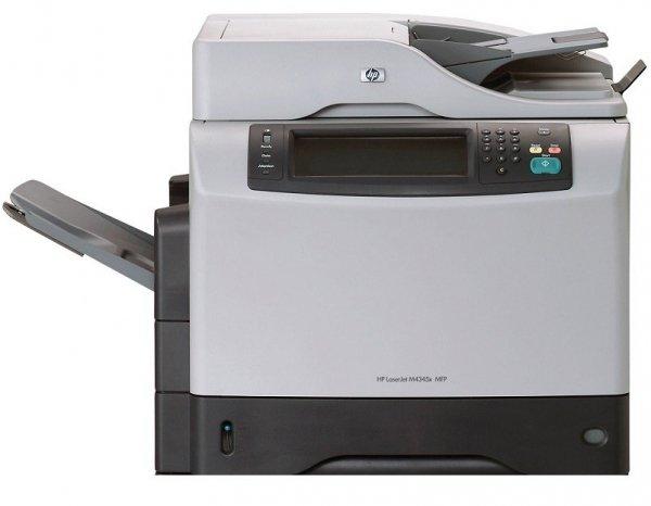 HP LJ 4345 MFP DUPLEX LAN FINISHER FAX