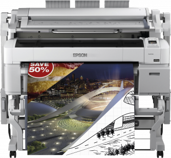 """Ploter EPSON SureColor SC- T5200 MFP PS 36"""" nowy"""