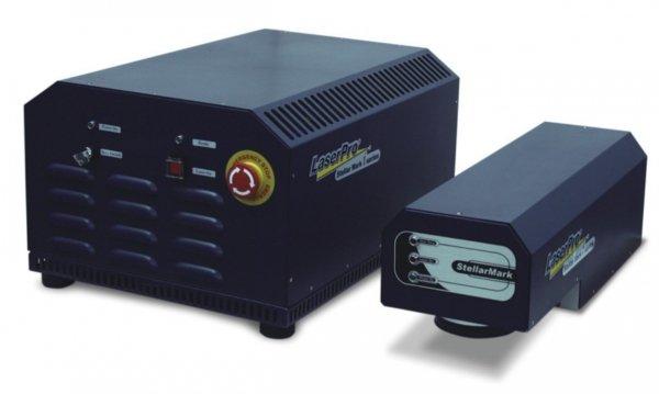 Znakowarka z laserem Fiber GCC Stellar Mark serii I