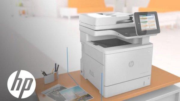 HP Color LaserJet MFP E57540 | demo 4400 stron