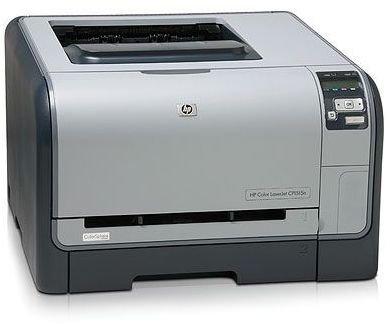 HP Color LaserJet CP1515n SIEĆ przebieg 408 stron pełne tonery