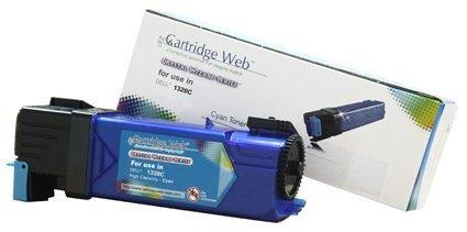 Toner Cartridge Web Cyan Dell 1320 zamiennik 593-10259