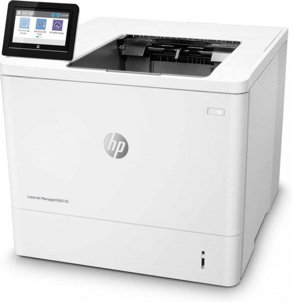 HP LaserJet Managed E60155dn | powystawowa 3 tys przebiegu | FV