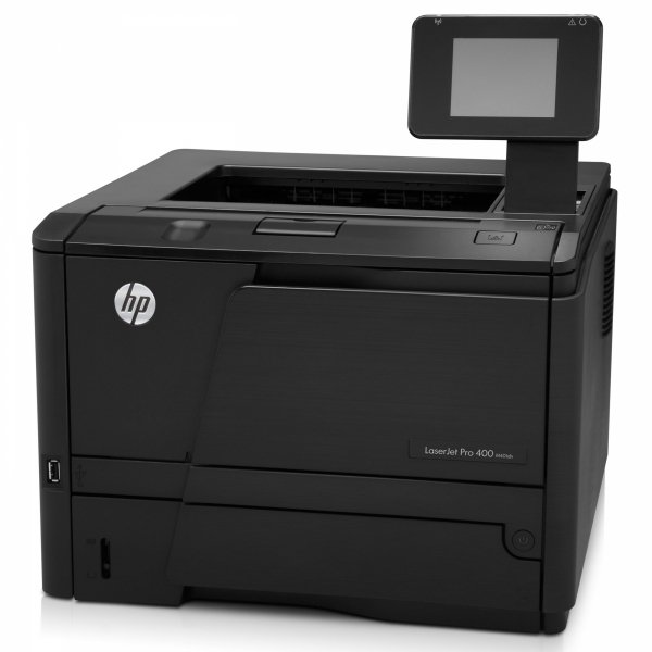 HP LJ Pro 400 M401dn  PEŁNY TONER