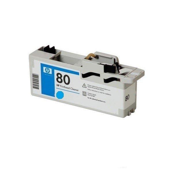 ORYGINALNY PRINTHEAD CLEANER HP CYAN 80 C4821A