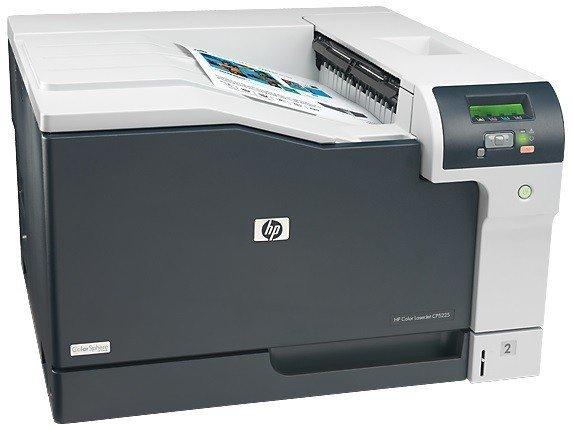 HP Color LaserJet CP5225dn A3 LAN DUPLEX 49 tys. GW12