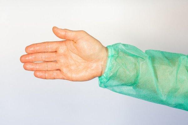 Fartuch jednorazowy z włókniny PP