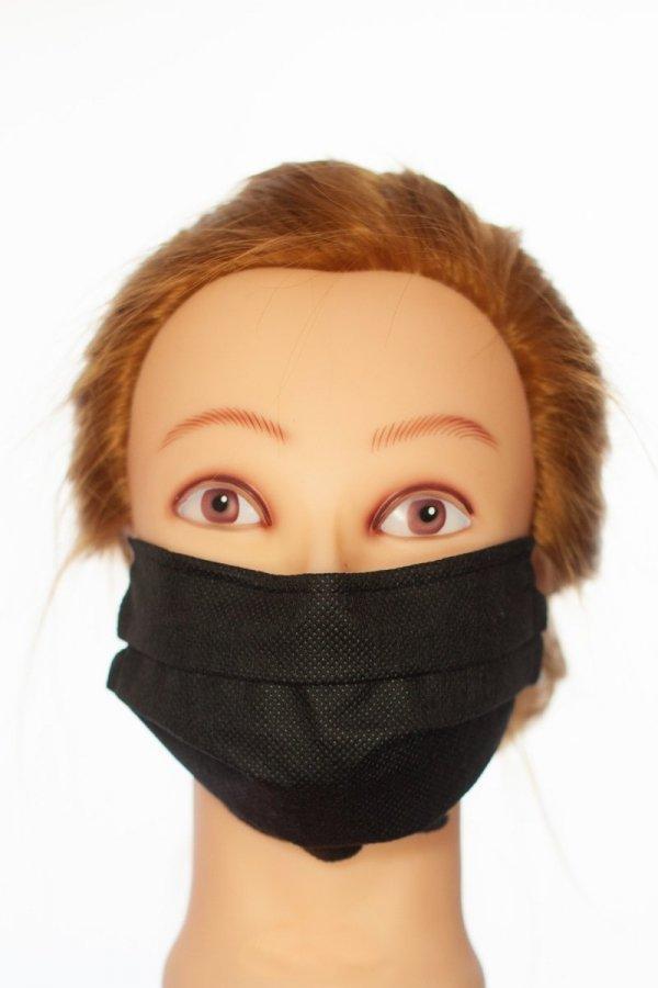 Maska dwuwarstwowa z włókniny