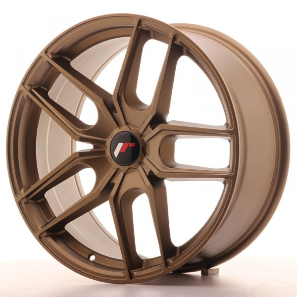 Japan Racing JR25 19x8,5 ET20-40 5H Blank Bronze