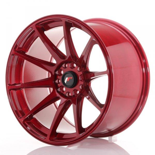 Japan Racing JR11 18x10,5 ET22 5x114/120 Plat Red