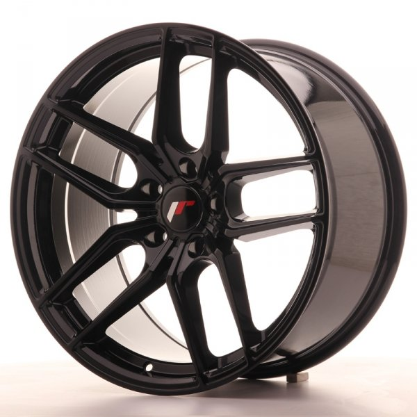 Japan Racing JR25 19x9,5 ET35 5x120 Glossy Black