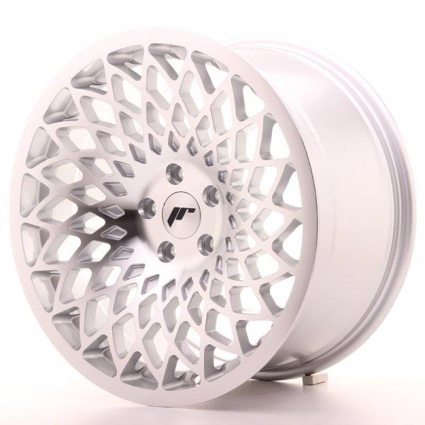 JR Wheels JR17 18x9,5 ET20-40 5H Blank Silver M