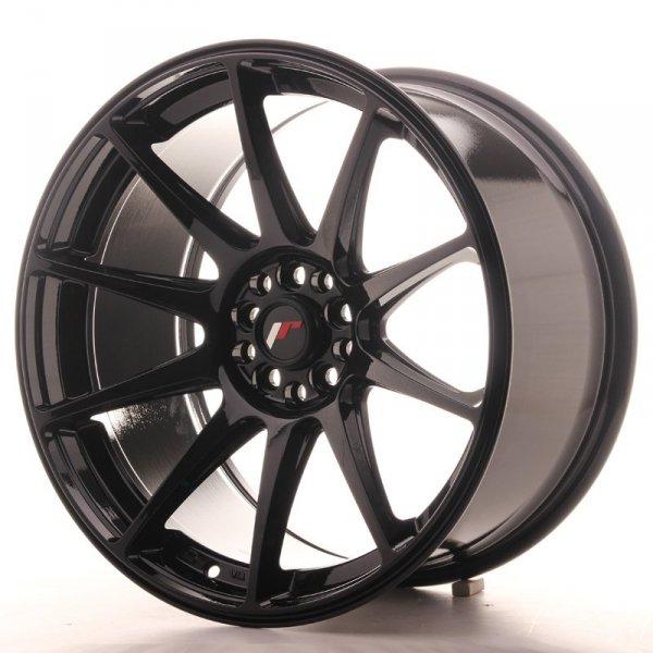 Japan Racing JR11 18x9,5 ET30 5x100/108 Glossy Bla