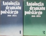 Antologia dramatu polskiego 1918-1978 komplet • [Iwaszkiewicz, Różewicz, Mrożek, Witkiewicz, Gombrowicz, Jasnorzewska-Pawlikowska]