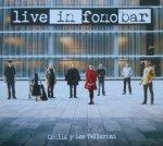 Giulia y Los Tellarini • Live in Fonobar • CD