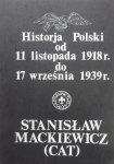 Stanisław Cat Mackiewicz  • Historja Polski od 11 listopada 1918 r. do 17 września 1939 r.