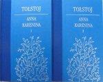 Lew Tołstoj • Anna Karenina [zdobiona oprawa]